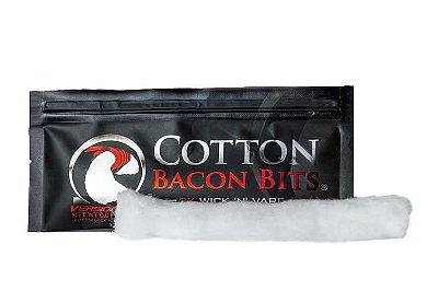 Algodão Cotton Bacon BITS Wick 'N' Vape