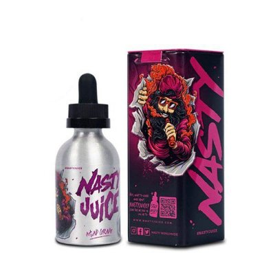 E-Liquido NASTY JUICE Asap Grape 60ML