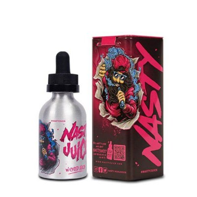 E-Liquido NASTY JUICE Wicked Haze 60ML