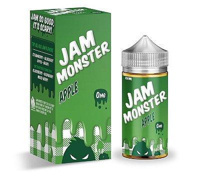 E-Liquido JAM MONSTER Apple 100ML