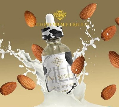 E-Liquido KILO MOO SERIES Vanilla Almond Milk 60ML