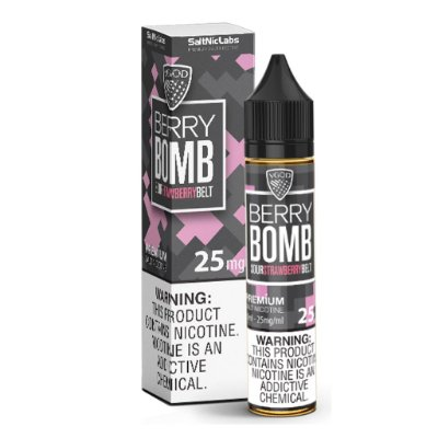 E-Liquido VGOD SALT BOMB SERIES Berry 30ML