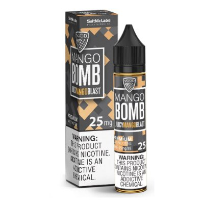 E-Liquido VGOD SALT BOMB SERIES Mango 30ML