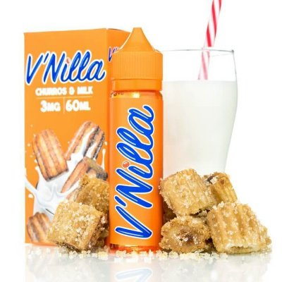 E-Liquido V'NILLA Churros & Milk 60ML