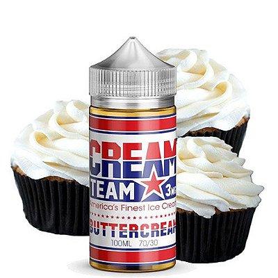 E-Liquido CREAM TEAM Buttercream 100ML