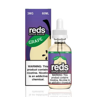 E-Liquido REDS APPLE Grape 60ML