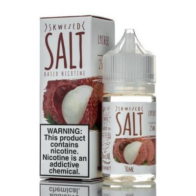 E-Liquido SKWEZED Salt Lychee 30ML