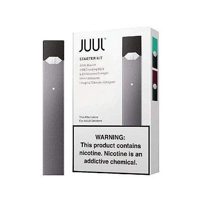 JUUL Kit Inicial Completo Pod System (2 CARTUCHOS)