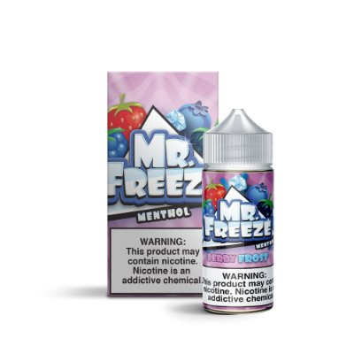 E-Liquido MR FREEZE Berry Frost 100ML