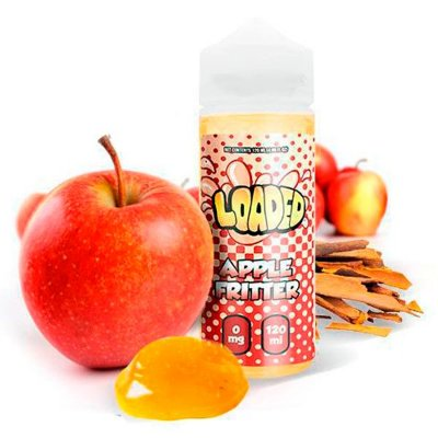 E-Liquido LOADED Apple Fritter 120ML