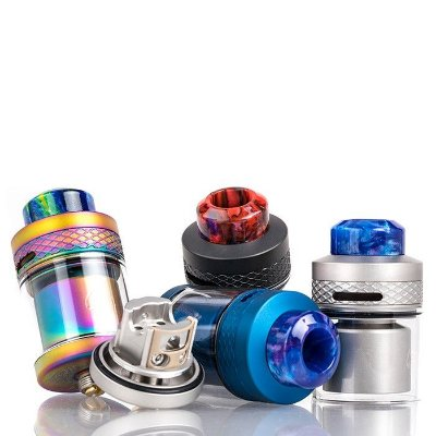 Atomizador Wotofo SERPENT ELEVATE RTA 24MM