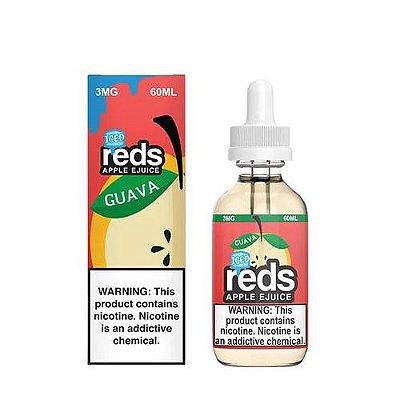 E-Liquido REDS APPLE Guava Iced 60ML