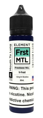 E-Liquido ELEMENT MTL V-Frost 60ML