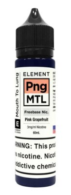 E-Liquido ELEMENT MTL Pink Grapefruit 60ML