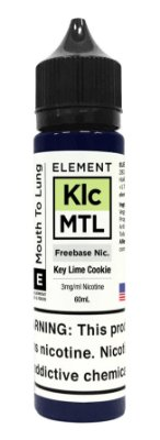 E-Liquido ELEMENT MTL Key Lime Cookie 60ML