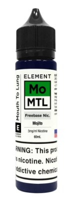 E-Liquido ELEMENT MTL Mojito 60ML