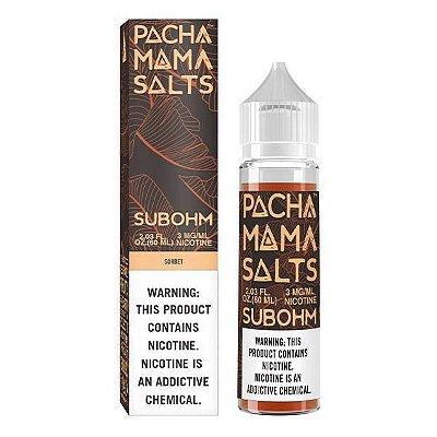 E-Liquido PACHA MAMA Salts Sub-Ohm Sorbet 60ML