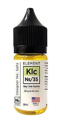 E-Liquido ELEMENT Salt Key Lime Cookie 30ML