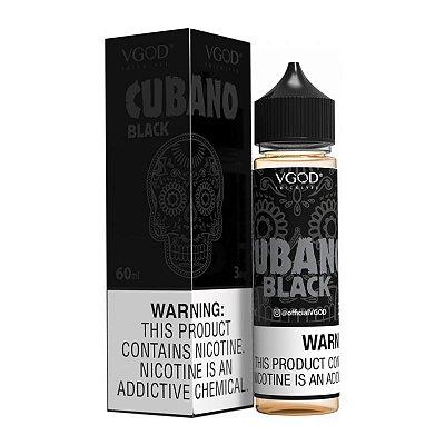 E-Liquido VGOD Cubano Black 60ML