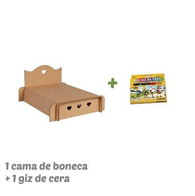 Kit Cama de Boneca