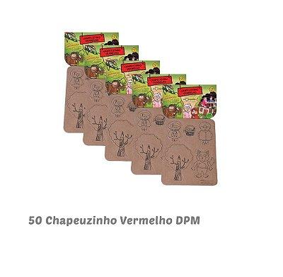 Kit Chapeuzinho Vermelho 50