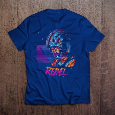 Camiseta Star Wars Rebel Hero
