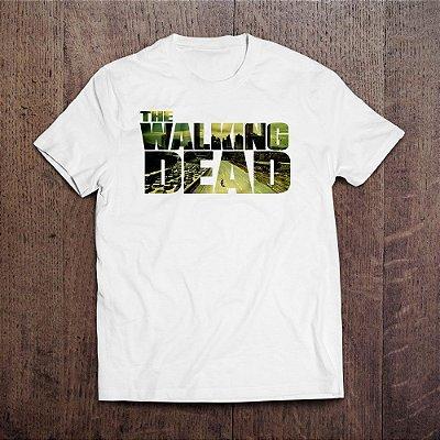 Camiseta The Walking Dead Logo