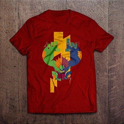 Camiseta Blanka