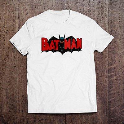 Camiseta Batman Vintage Logo 1966