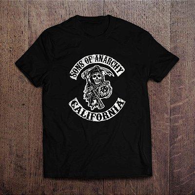 Camiseta Sons of Anarchy Original Logo