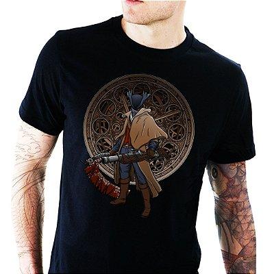 Camiseta BloodBorne Fear the Hunter