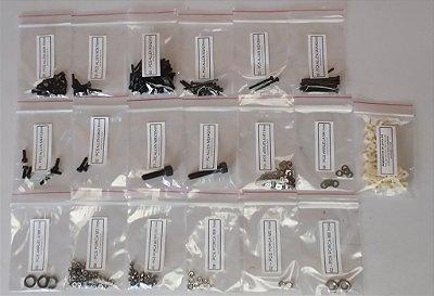 Kit de parafusos para Graber I3 - Tec3D