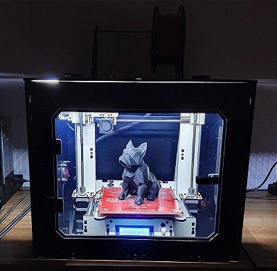 Gabinete Case Impressora 3d - Graber I3