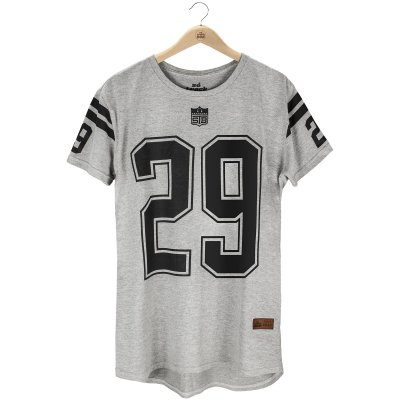 Camiseta Longline STB Jersey 29 - Masculina