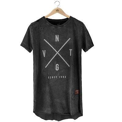 Camiseta VNTG Destroyed