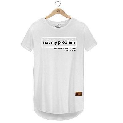 Camiseta Not My Problem