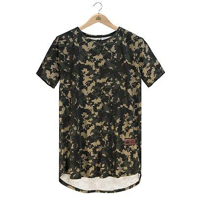 Camiseta Digital Cammo