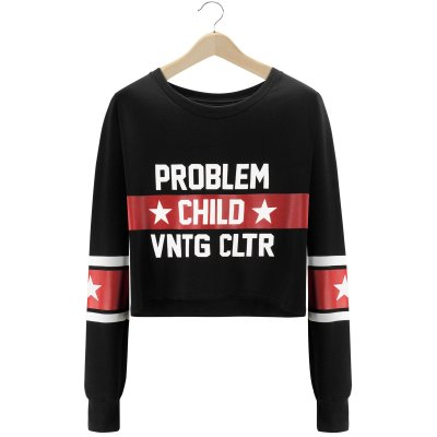 Cropped Problem Child