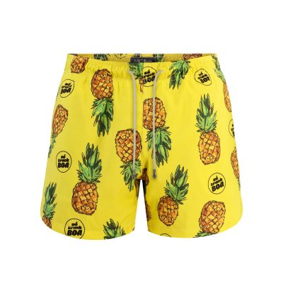 Shorts Pineapple Storm (STB x Mic Fun)