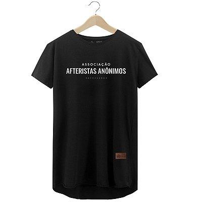 Camiseta Afteristas Anônimos
