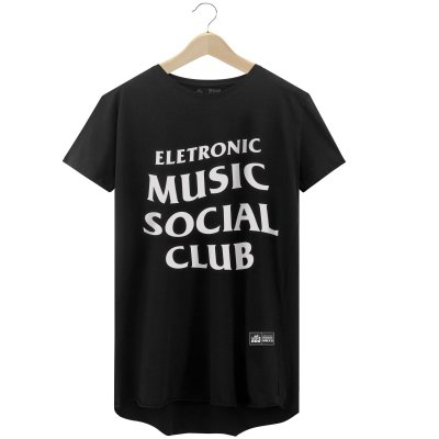 Camiseta Eletronic Music Social Club