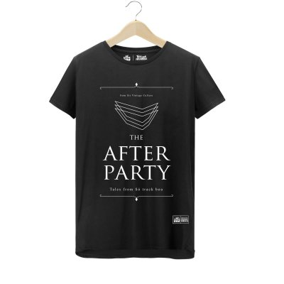 Camiseta Tradicional The After Party