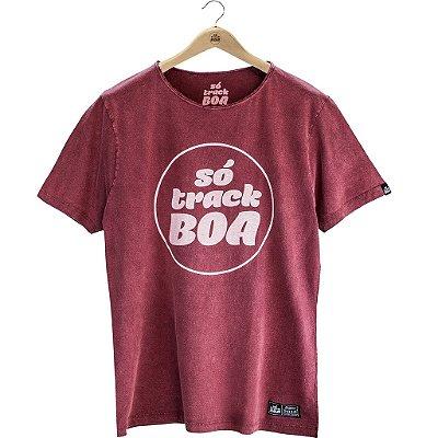 Camiseta STB Bordô Estonado - Masculina
