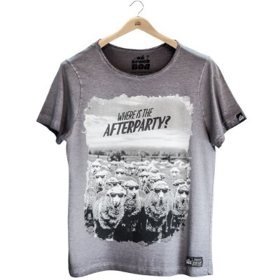 Camiseta After Party Alternative Ed. Limitada - Só Track Boa Masculina
