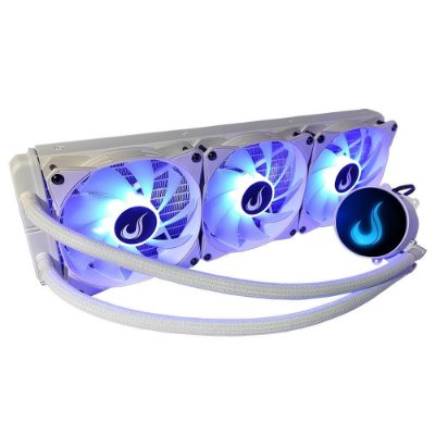WATER COOLER RISE MODE FROST, 360MM, RGB - RM-WCF-04-RGB