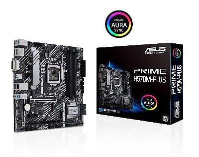 PLACA MAE ASUS PRIME H570M-PLUS DDR4 SOCKET LGA1200 INTEL H570