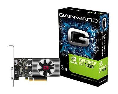 PLACA DE VÍDEO NVIDIA GT1030 2GB DDR4 64BITS GAINWARD - NEC103000646-1082F