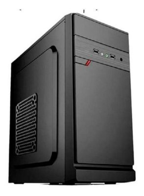 COMPUTADOR INTEL CELERON G5905 3.5GHZ, 8GB DDR4, SSD 240GB, WI-FI, GABINETE COM FONTE