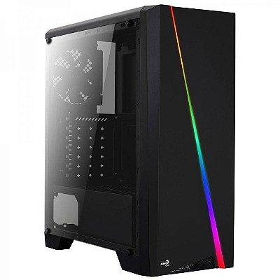 COMPUTADOR GAMER INTEL CORE I3 10105F, 8GB DDR4, SSD 240GB,  RX 550 4GB