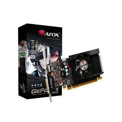PLACA DE VÍDEO, AFOX GEFORCE, GT1030, 2GB, GDDR5, 64 BITS, AF1030-2048D5L4-V3